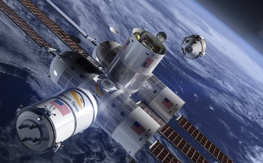 Veterans of the space industry plan to build a hotel on Earth's orbit