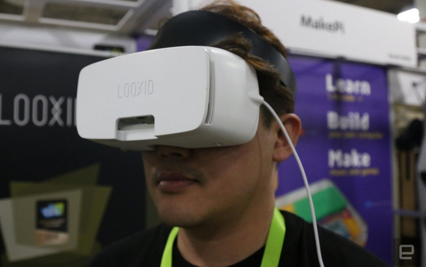 LooxidVR monitors brain activity when immersed in VR