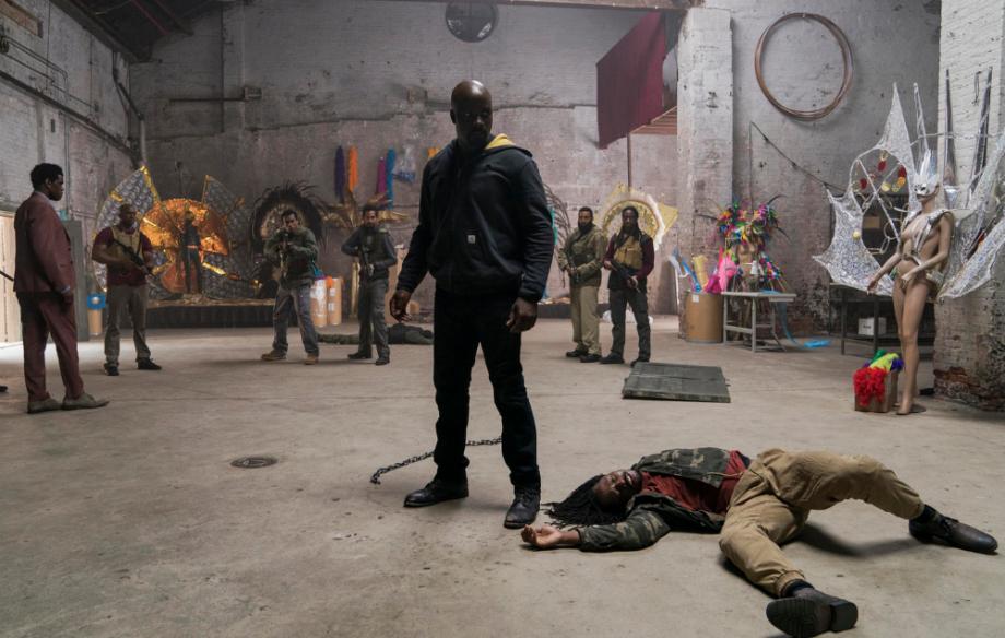 Вышел 1-ый трейлер 2-го сезона сериала «Люк Кейдж»— Защитник Гарлема возвращается
