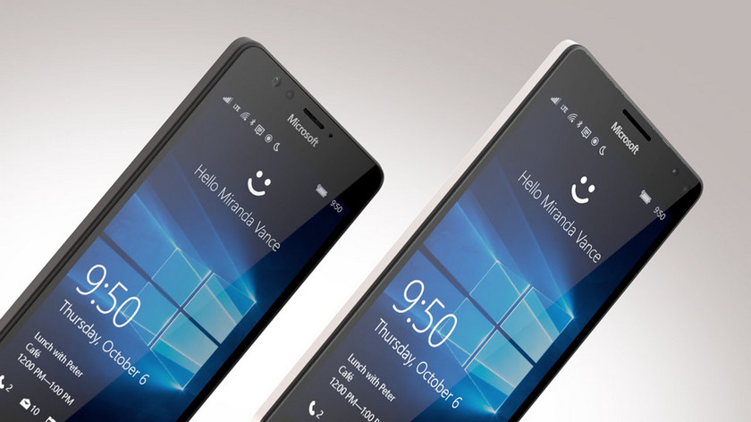 On Lumia 950 launched a desktop Windows 10 for ARM