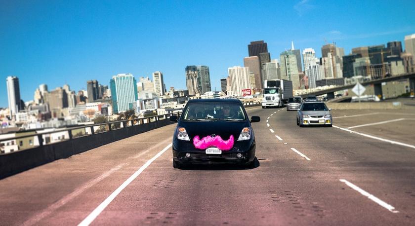 Компанию Uber подозревают вслежке заводителями конкурента