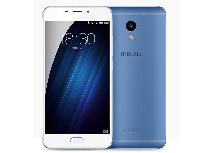 Meizu презентовала собственный новый смартфон M3E