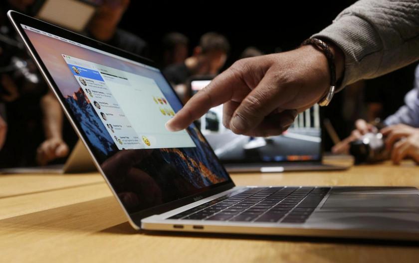 Как сделать экран MacBook «сенсорным» без особых затрат