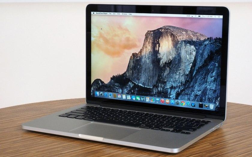 В новых MacBook Pro функциональные клавиши заменит OLED-панель