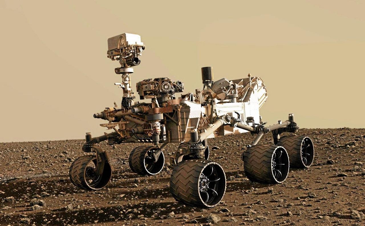 ВNASA приступили ксборке нового марсохода Mars