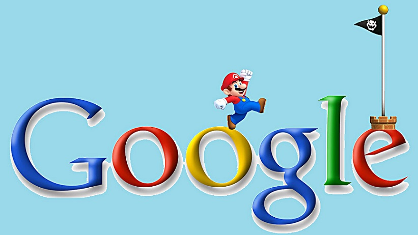 It's time for Mario! Google Maps added Easter eggs in honor of the legendary plumber