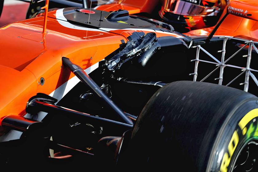 Команда F1 McLaren будет печатать детали на3D-принтере прямо впаддоке