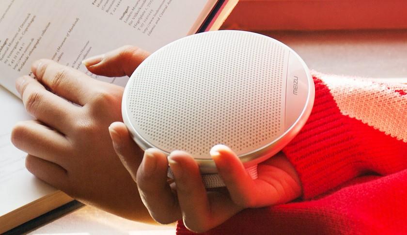 Meizu представила бюджетную Bluetooth-колонку сотличной автономностью