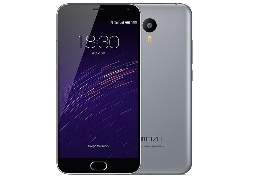 Компактный LTE-смартфон Meizu M2 Mini представлен официально