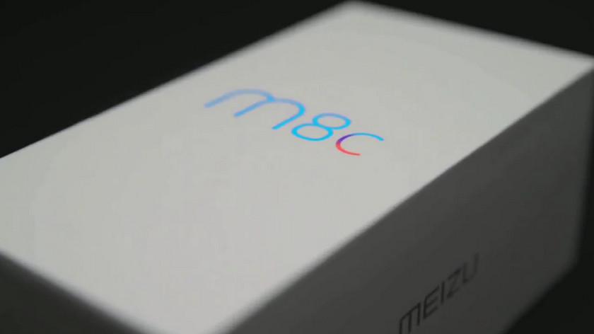 Meizu M8c покажут уже в эту в среду. Meizu M8 может его опередить