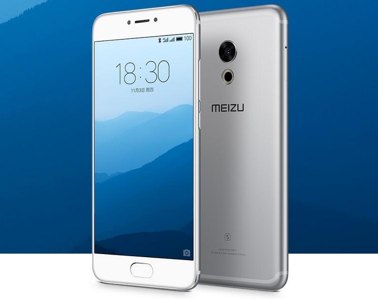Рассекречены основные характеристики и стоимость Meizu Pro 6s
