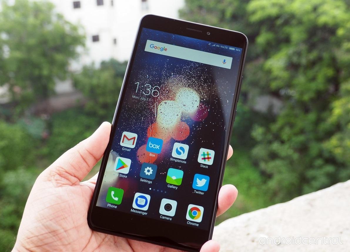 Фото ихарактеристики Xiaomi MiMax 3— Утечка