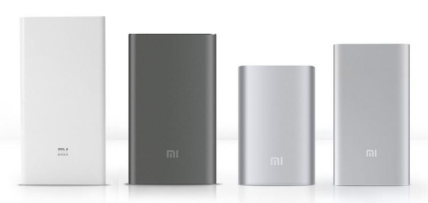 Xiaomi продала 55 миллионов внешних аккумуляторов