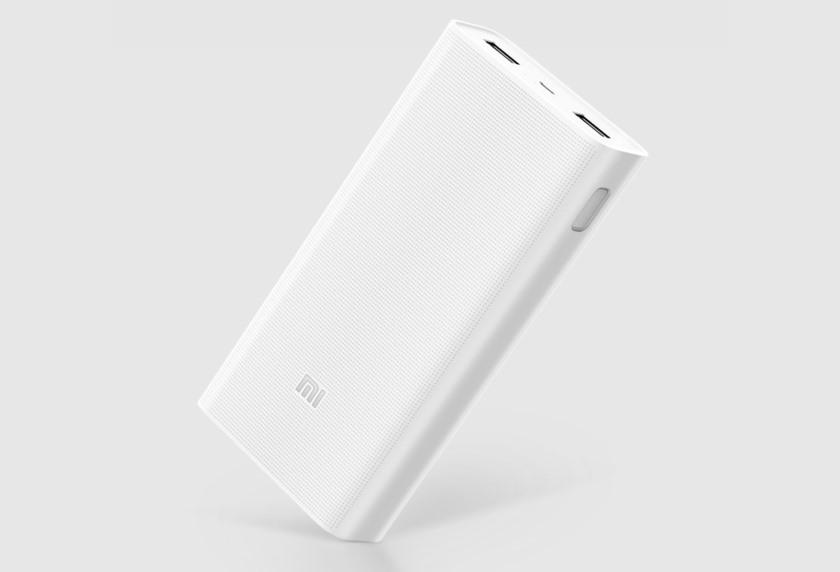 Xiaomi выпустила новый аккумулятор на20 000 мАч