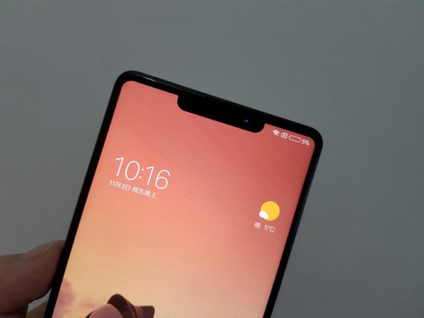 «Живые» фотографии Xiaomi Mi 7: двойная камера и вырез на экране