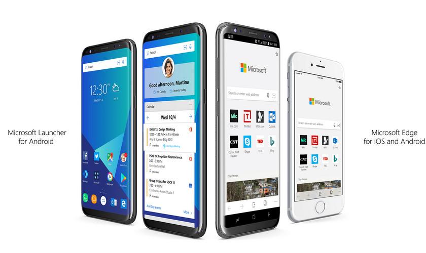 Microsoft начала тестирование браузера Edge для iOS и андроид