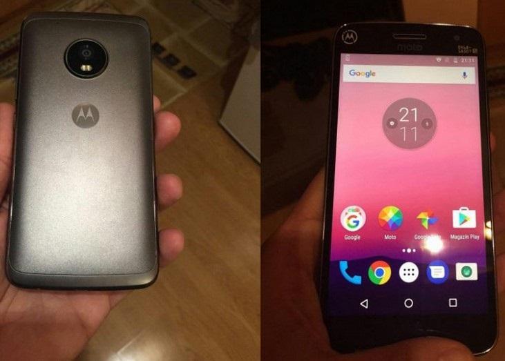 Концепт-кар телефона Motorolla G5 Plus выставили на реализацию за $389 наOLX