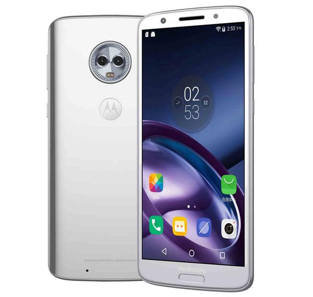 Смартфон Motorola Moto G6 с двойной камерой на фото из TENAA