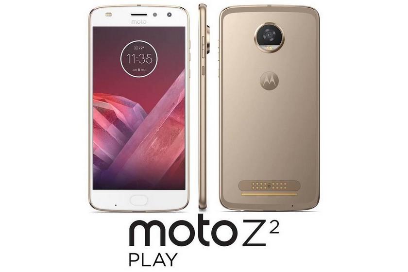 Юзеры увидели тайные кадры телефона Moto Z2 Play