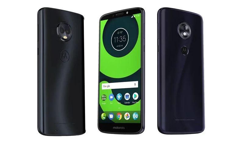 Motorola рассылает приглашения на 19 апреля: ожидается анонс серии смартфонов Moto G6