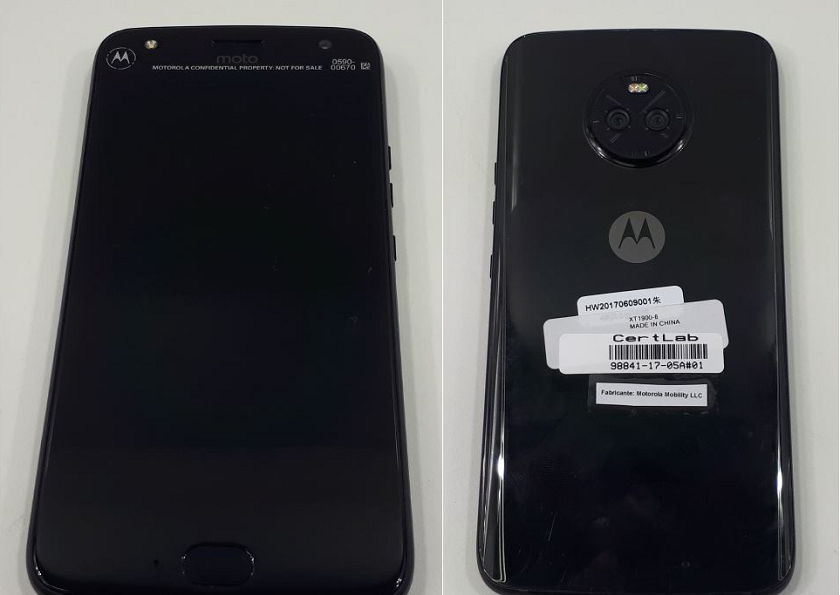 Lenovo анонсировала смартфон Moto Z2 Force