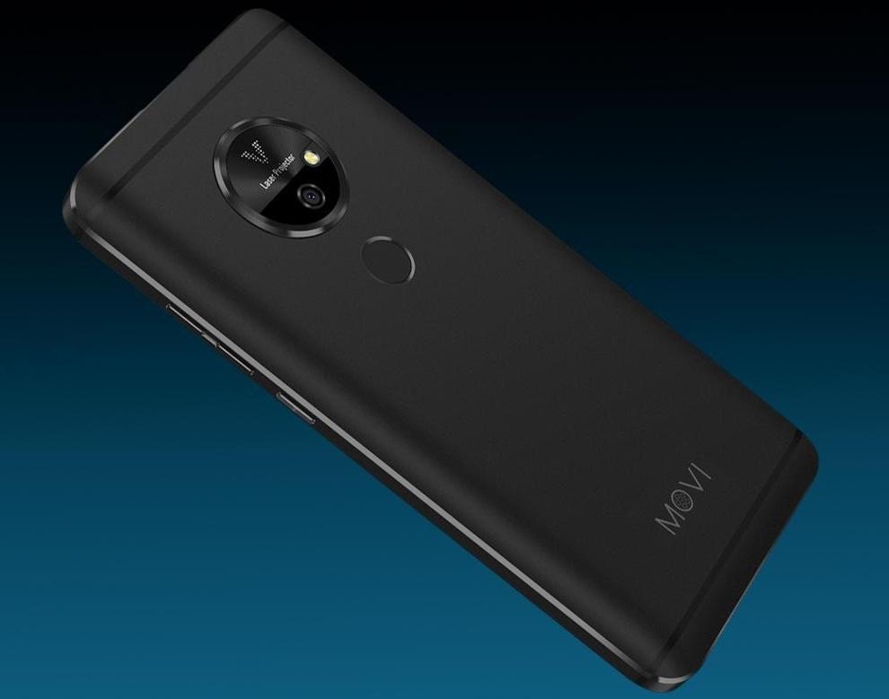 Смартфон совстроенным проектором показали наCES 2018