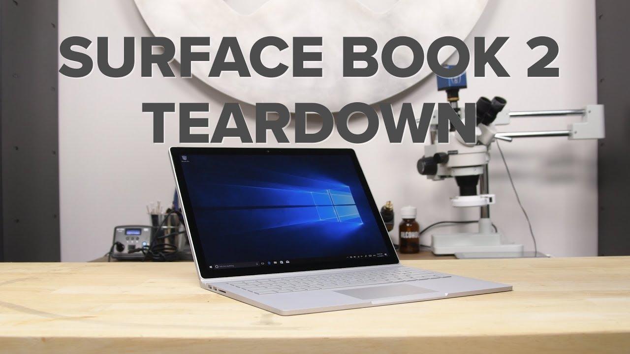 Начались продажи Microsoft Surface Book 2