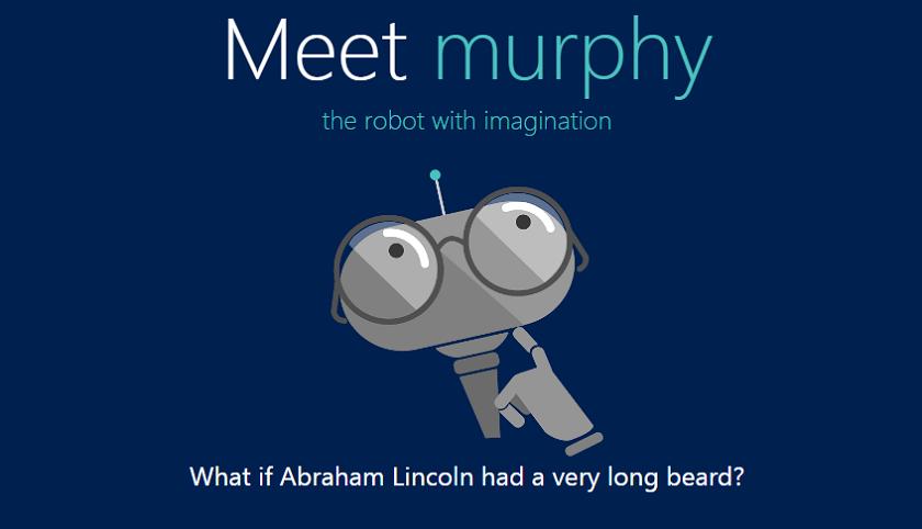Project Murphy— юмористический бот Microsoft сзаменой лиц