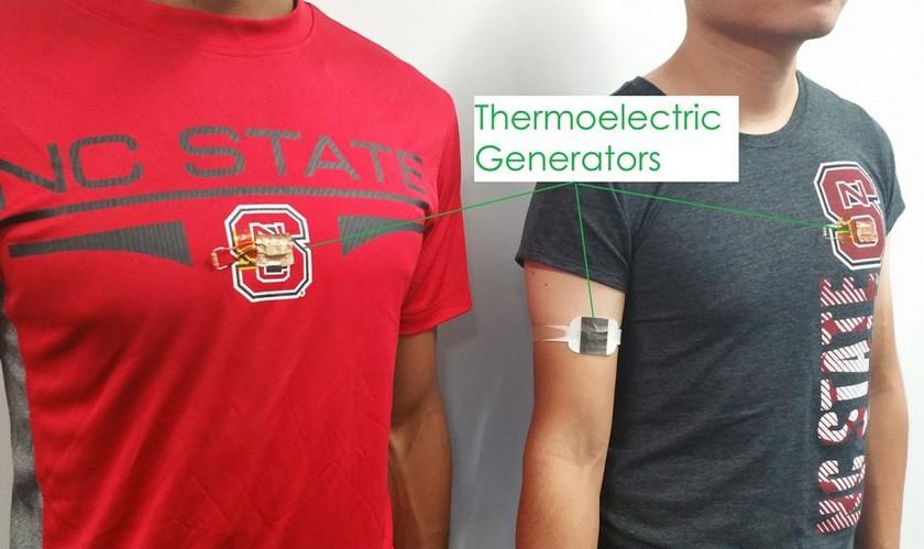Теплая энергия: человек станет «батарейкой» для носимых гаджетов