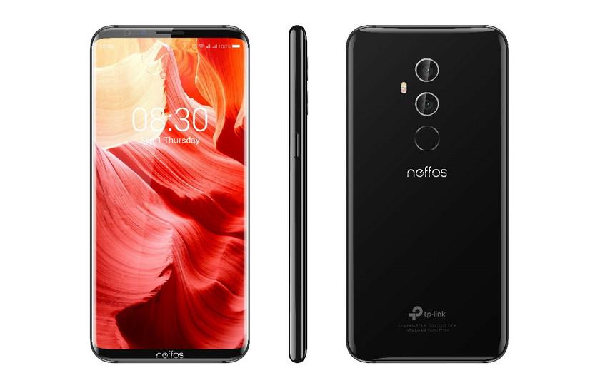 Безрамочный TP-Link Neffos получит Snapdragon 835?