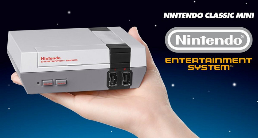 Nintendo: ретро-консоль NES Classic Edition вернётся в магазины 29 июня