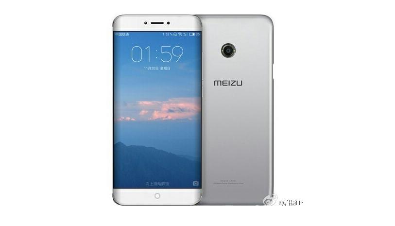 Смартфон Pro 7 отMeizu снова «засветился» наснимках