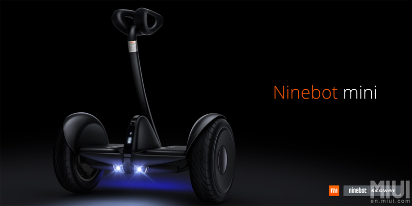 Сегвей Xiaomi Ninebot Mini Black