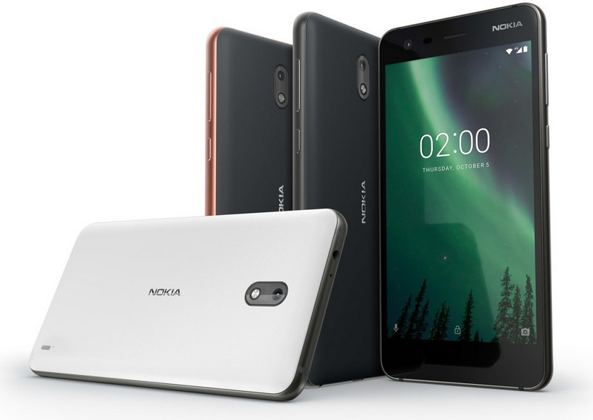 Smartphone Nokia 2 will go directly to Android 8.1 Oreo