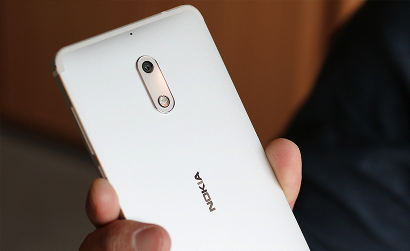 The first data on the smartphone Nokia 6 in 2018