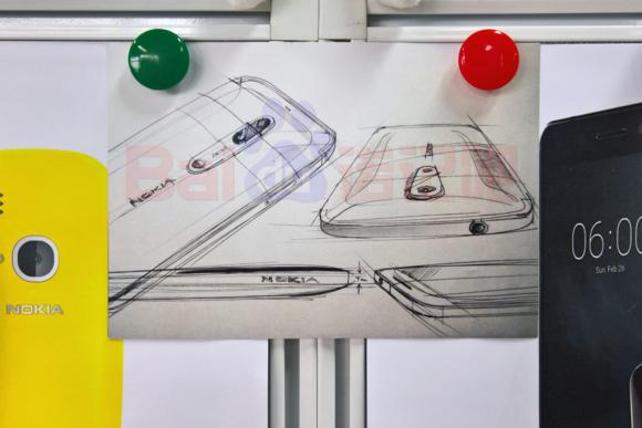 Появились первые фото нокиа 8 cфлагманской камерой Carl-Zeiss