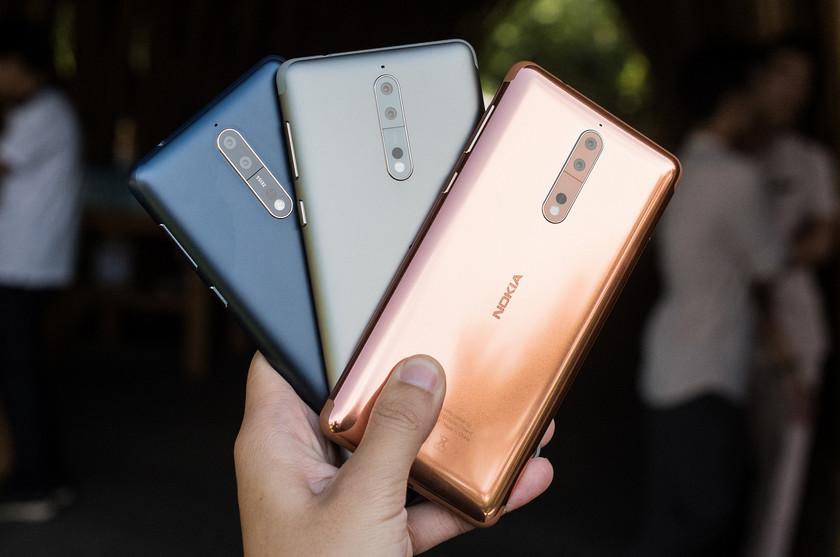 Поставки смартфонов Nokia достигли 1.5 млн в I полугодии