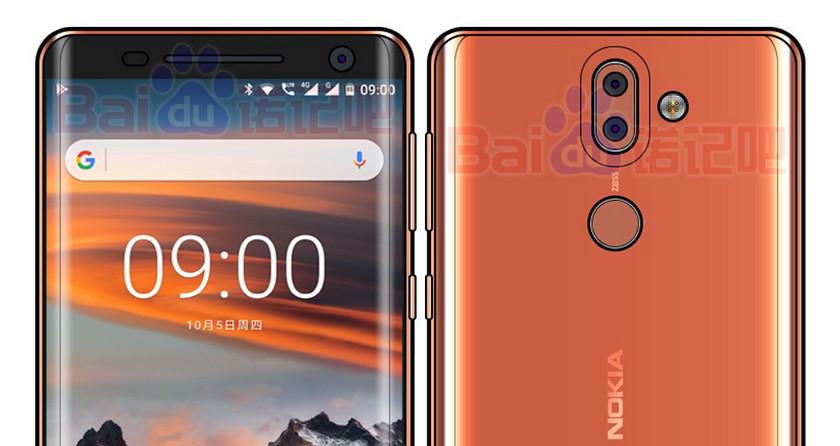 Flagship smartphone Nokia 9 also visited the FCC: specifications