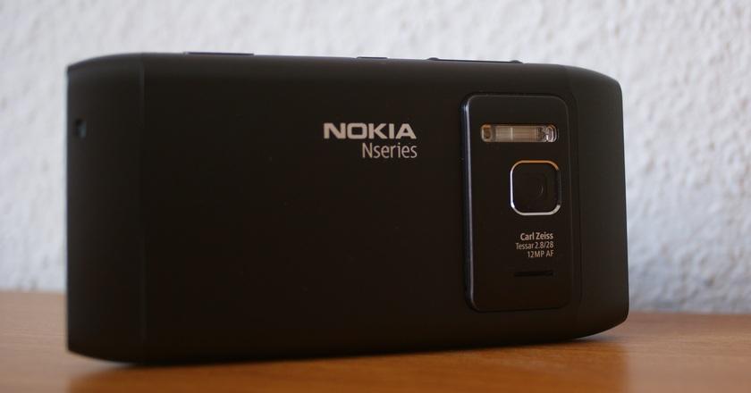 Нокиа возродит культовую линейку телефонов Nseries