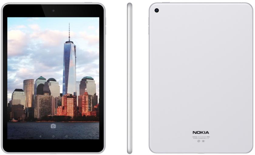Планшеты Nokia N1 начнут продавать запределами Китая