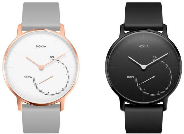 Nokia представила ограниченное издание смарт-часов Nokia Steel