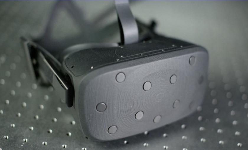 Oculus Half Dome: прототип VR-шлема с механической фокусировкой