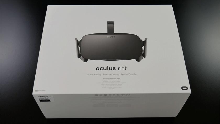 20 сентября Oculus Rift появятся в розничной продаже