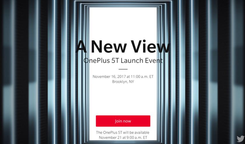 Специалисты: Смартфон OnePlus 5T предложат нарынке поцене от325 долларов