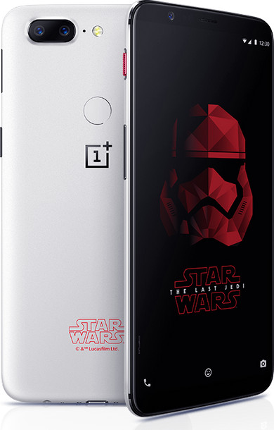 OnePlus 5T Star Wars Limited Edition: a smartphone from a distant-distant galaxy
