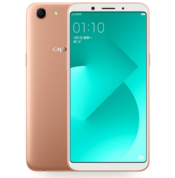 Announcement Oppo A83: inexpensive smartphone with a screen 18: 9