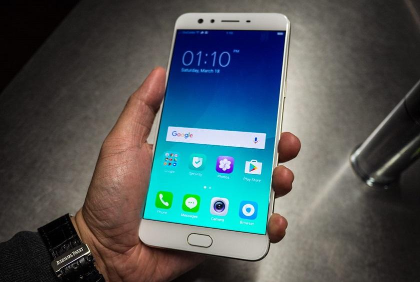 Обнародована первая информация о телефоне Oppo F3