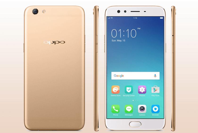 Oppo представила Oppo F3— фаблет сдвойной фронтальной камерой изавышеной ценой