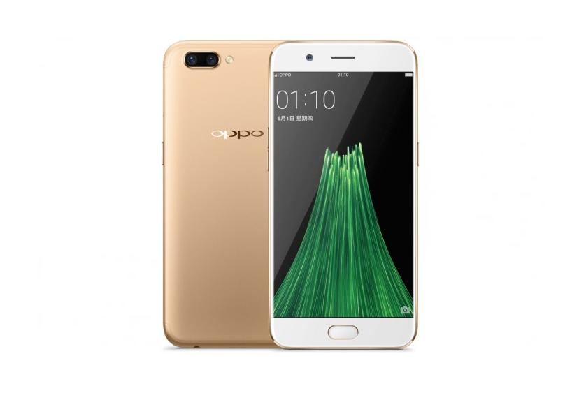 Представлен смартфон Oppo R11 Plus