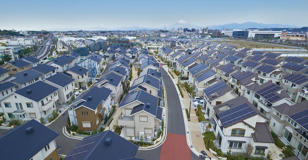 Panasonic построит вСША «умный город будущего»
